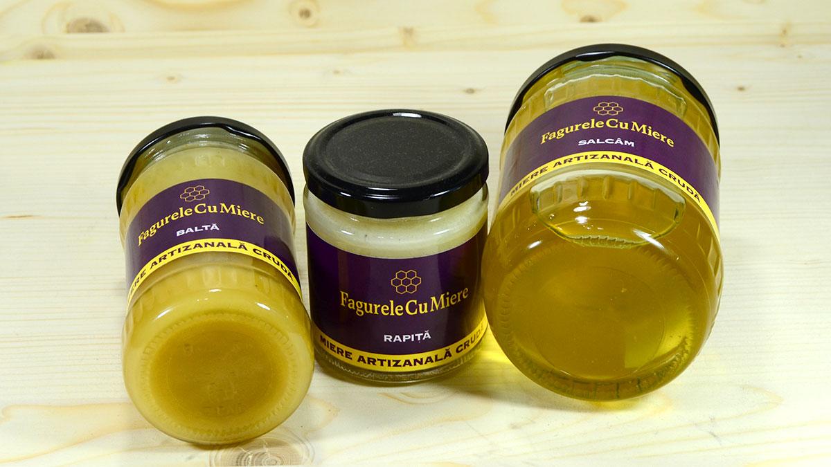 Mierea naturală – caracteristici, proprietăți, cristalizare