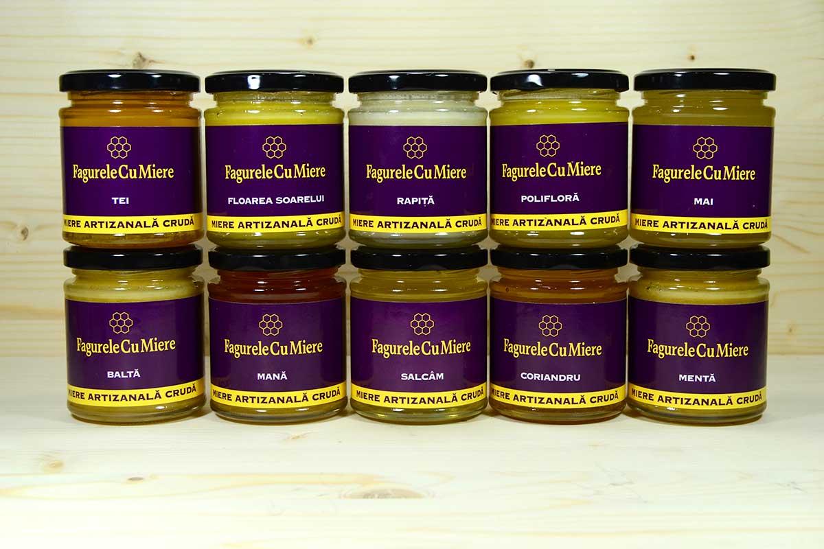 Cum alegi un sortiment de miere?