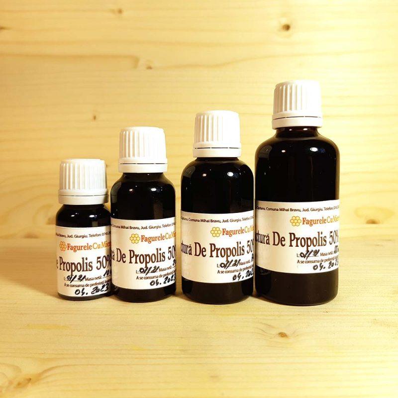 Tinctura de propolis de concetratie 50% este un aliat natural puternic in lupta cu raceala si gripa.