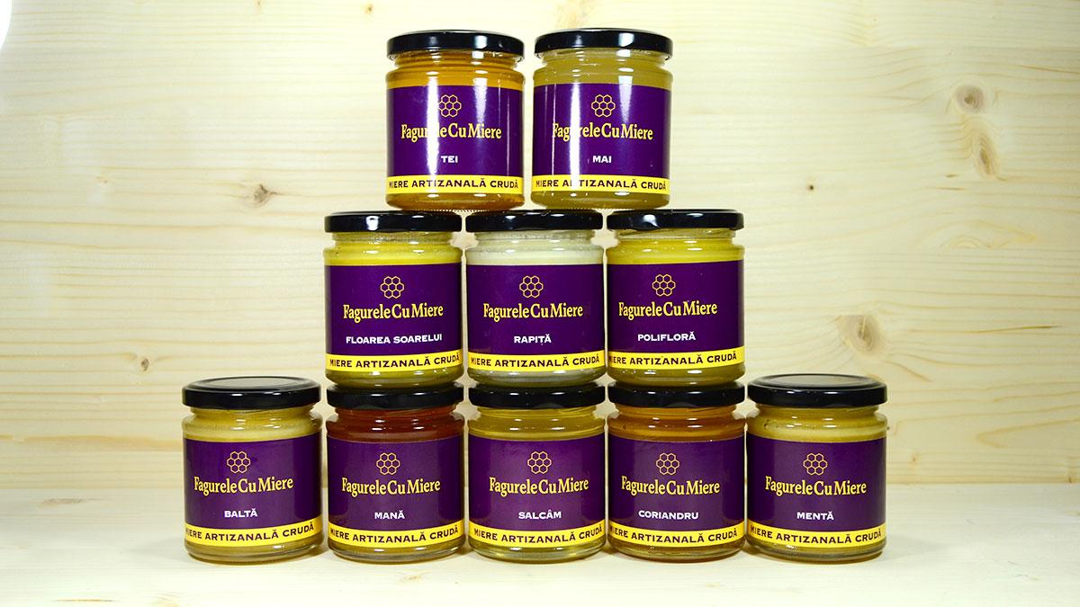 Sortimente de miere – proprietăți și recomandări terapeutice