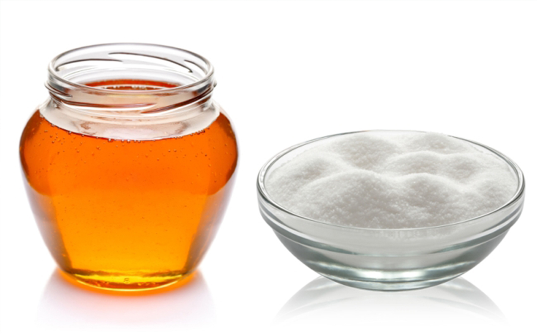 Mierea de albine vs. zahăr