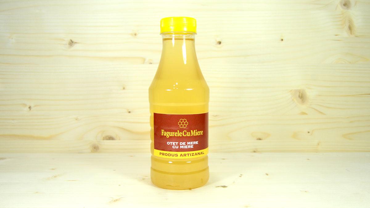 Oțet de mere cu miere – rețeta Dr. D.C. Jarvis
