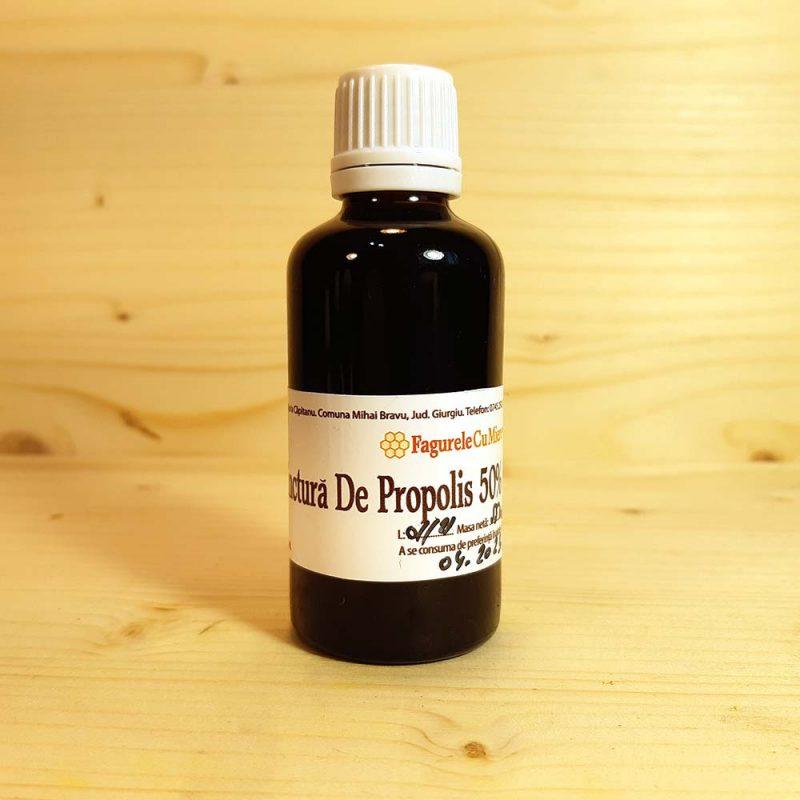 Tinctura de propolis de concetratie 50% 55ml